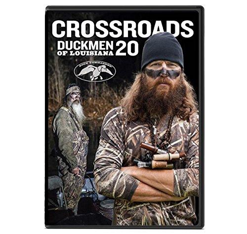 (DUCK COMMANDER Duckmen Hunting DVD's, 20: Crossroads)