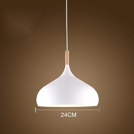 LighSCH Lámparas colgante De Araña Vintage Retro American rústicas de madera nórdica luz Industrial minimalista salón