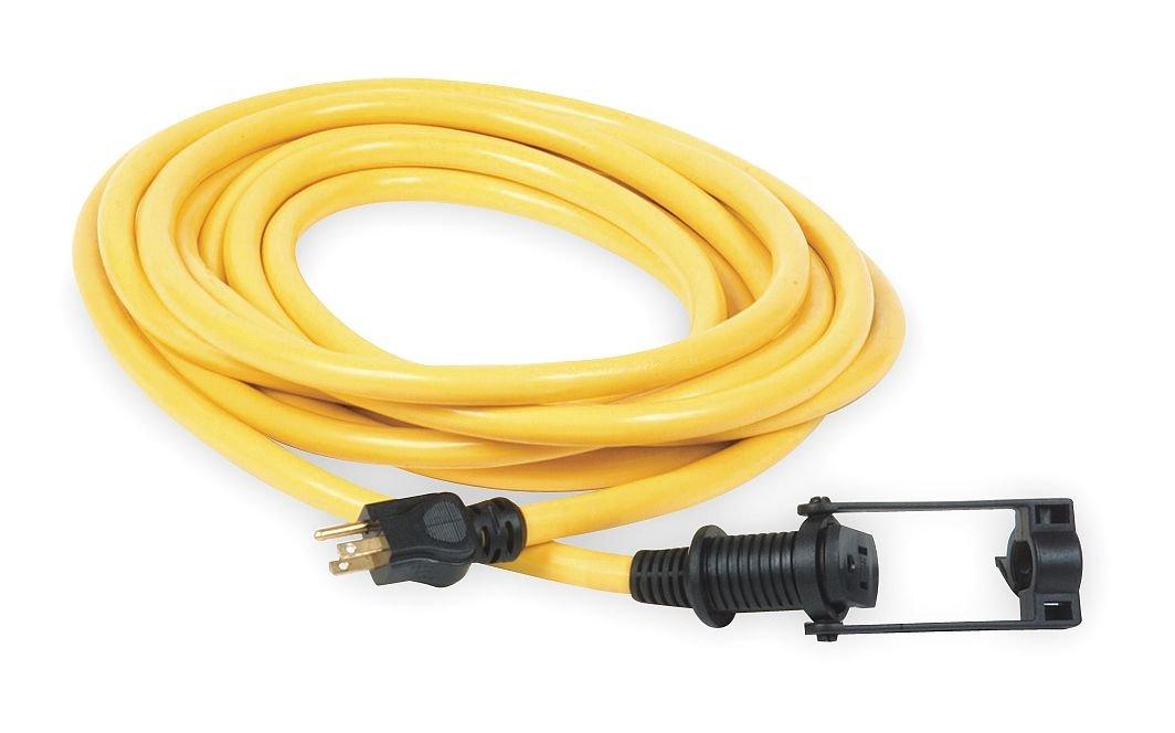 Power First 1XUV2 Extension Cord, E-Zee Lock(TM), 100Ft, 10/3 by PowerFirst B001NPC8R4