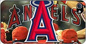 Los Angeles Angels MLB iPhone 4-4S Case v4 3102mss