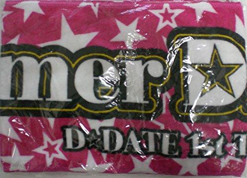 D☆DATE 公式グッズ 1st Tour 2011 Summer DATE LIVE 〜手をつないで〜 マフラータオル 単品 エイベックスの商品画像