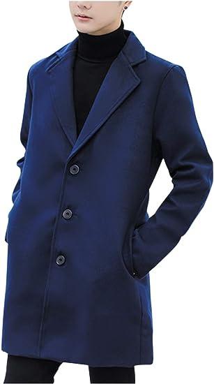 【在庫セール】 [ゴスファング] チェスターコート ロングコート ビジネスコート 通勤 ビジネス 防寒 厚手 暖かい 冬 メンズ
