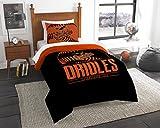 Orioles OFFICIAL Major League Baseball, Bedding, Printed Twin Comforter (64x 86) & 1 Sham (24x 30) Set