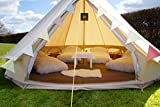 "Unique Size Bell Tent The ""in-betweener"" not too small and not too big 4.5 meter"