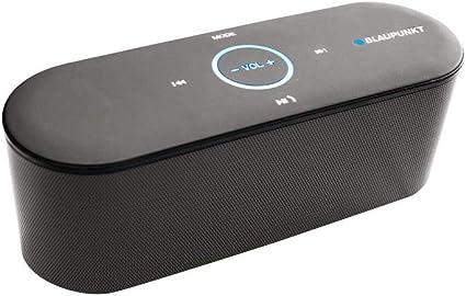 Blaupunkt blp3700 Altavoz Portatil Bluetooth, Manos Libres, LED ...