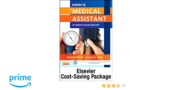 kinn s the medical assistant study guide and procedure checklist rh amazon com kinns medical assistant study guide answers chapter 2 kinns medical assistant study guide answers