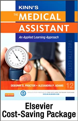 Kinn S The Medical Assistant Study Guide And Procedure
