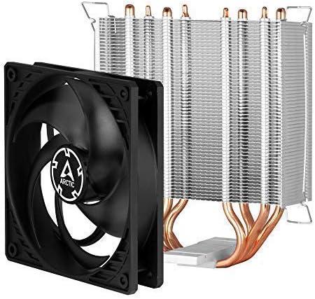 ARCTIC Freezer 34 - Refrigerador semipasivo de CPU - Intel 115X/2011-3/2066 y AMD AM4 - Ventilador PWM de 120 m - Silencioso - Hasta 150W TDP - Negro: Amazon.es: Informática