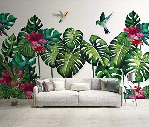 3D Mural Wallpaper Modern Photo Backdrop of Tropical Plant Tortoise Shell Custom Large Wallpaper 3D Effect Giant Murals Wall Paper