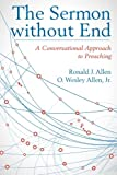img - for The Sermon without End: A Conversational Approach to Preaching book / textbook / text book