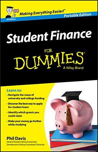 Student Finance For Dummies - UK