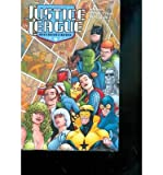 Front cover for the book Justice League International, Volume Three by Keith Giffen