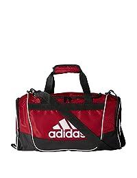 adidas Defender II Duffel Bag, University Red, M/M