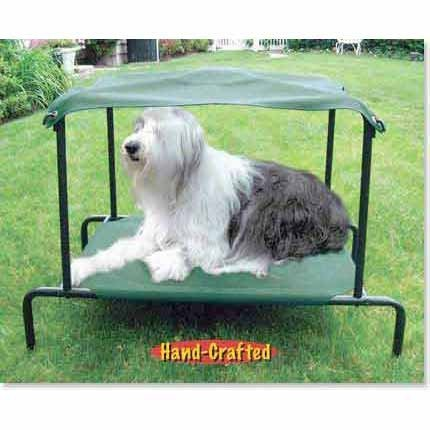 Elevated Breezy Bed Outdoor Dog Size: Medium (25'' L x 20'' W)
