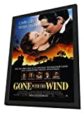 Gone With The Wind - 27 x 40 Framed Movie Poster