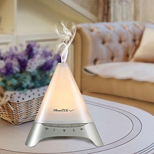 aroma diffuser and sound machine - 2