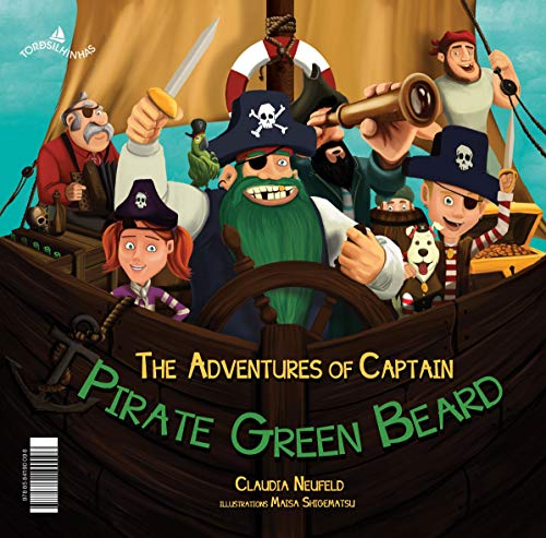 As aventuras do capitão pirata da Barba Verde / The adventures of the captain Pirate Green Beard