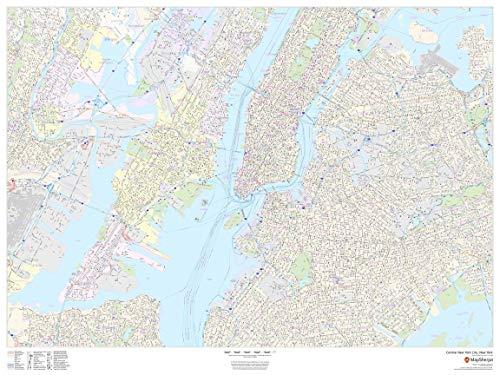 New York City, New York Inner Metro - Landscape - 48