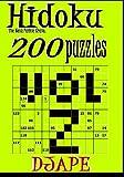 Hidoku: the next puzzle craze - 200 puzzles (volume 2)