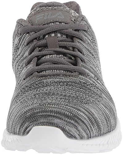 Running Castlerock Memory Shoe Fila Monument Women's White Techknit X1wxw5tp