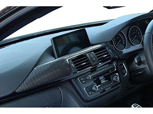 BMW 3シリーズ(F30/F31/F34)用 ドアハンドルパネル(左右セット) 綾織ブラックカーボン製 (マット塗装仕上げ) B012V2XM5O 綾織ブラックカーボン製 (マット塗装仕上げ)|ドアハンドルパネル(左右セット) 綾織ブラックカーボン製 (マット塗装仕上げ)