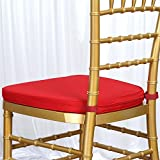 Chiavari Chairs BalsaCircle Cushions for Chiavari Chairs - Red