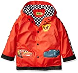 Western Chief Kids Disney Character Lined Rain Jacket, Lightning McQueen, 6