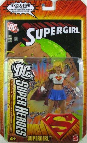 DC SUPERHEROES JUSTICE LEAGUE UNLIMITED SUPERGIRL Figure