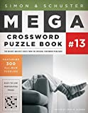 Simon & Schuster Mega Crossword Puzzle Book #13 (S&S Mega Crossword Puzzles)