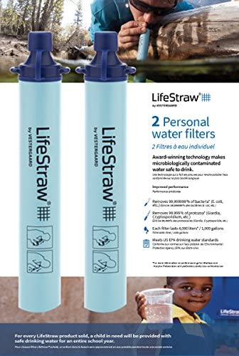 LifeStraw Personal Water Filter product image