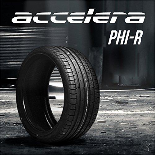アクセレラ PHI-R 245/35R20 95Y XL 新品サマータイヤ B0796RSPG7