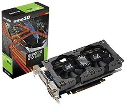 Inno3D N66M-1SDN-E5GS GeForce GTX 660 2GB GDDR5 - Tarjeta ...