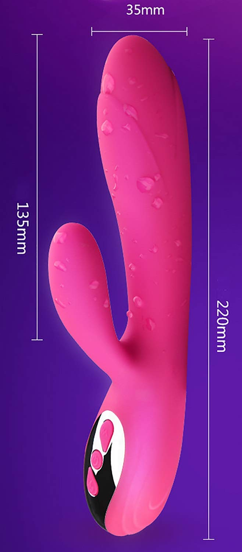 Suministro Sexual Erótico Femenino Vibrador Inteligente Juguete Sexual Masturbación Femenina Calefacción Inteligente Vibrador Masaje Diversión para Adultos 07b72e