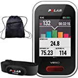 Polar - V650 Cycling Computer with HR and Bag