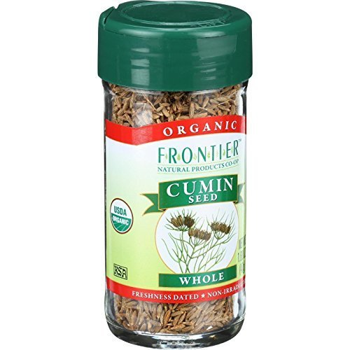FRONTIER HERB BTL SSNNG CUMIN SEED WHL, 1.68 OZ by FRONTIER HERB