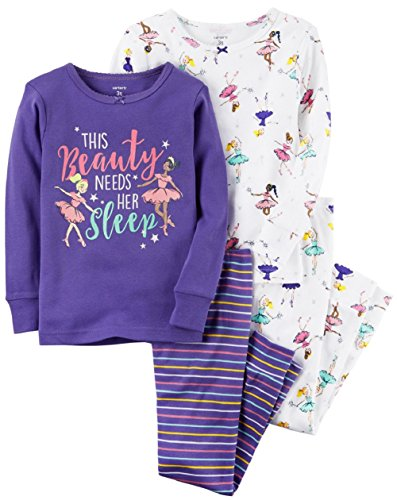 Carters Pajamas Girls - 5