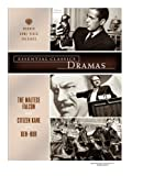 Essential Classics - Dramas (The Maltese Falcon / Citizen Kane / Ben-Hur)