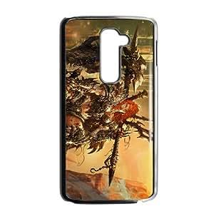 Diablo III LG G2 Cell Phone Case Black 53Go-049890