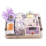 Lavender Spa Gift Tray