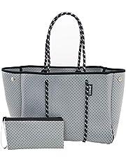 QOGiR Multipurpose Gym Beach Bag - Light Weight, Large, Sports