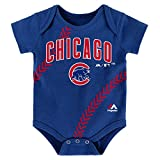 Chicago Cubs Outerstuff Baby MLB Stitches Bodysuit
