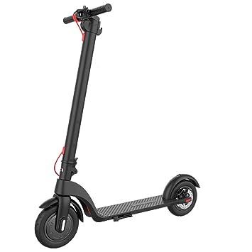 IV-YDLJ Scooter Eléctrico Plegable, con Batería De Litio ...