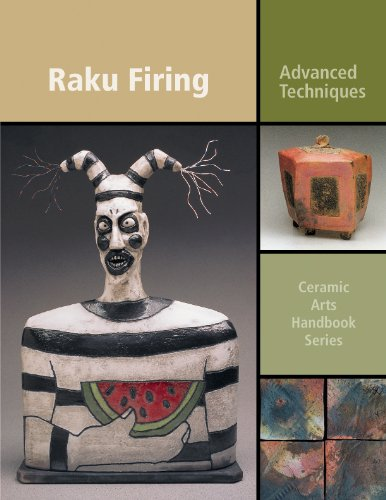 Raku Firing: Advanced Techniques (Ceramic Arts Handbook)