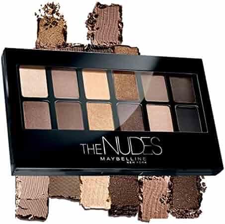 Maybelline The Nudes Eyeshadow Palette, 0.34 oz.