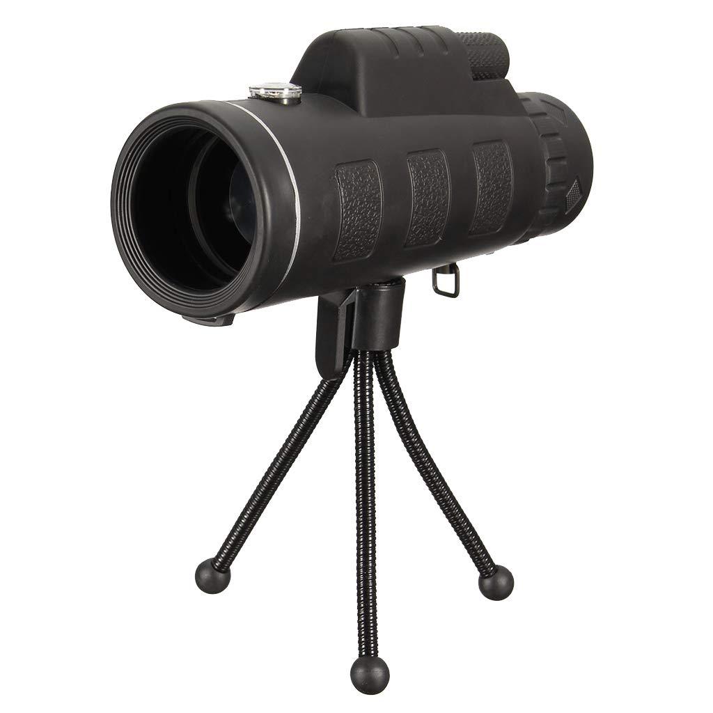 ファッションデザイナー Baosity HD 40X60 40X60 単眼鏡 望遠鏡 BAK4 - 高出力 BAK4 野生動物 プリズム電話スコープ スマートフォン三脚とマウントアダプター付き ハイキング 野生動物 コンサートに最適 B07KMSYL3P, 千代田区:1428c847 --- cygne.mdxdemo.com