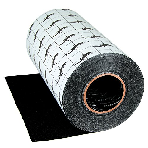 Gator Grip: Anti-Slip Tape, 12'' x 60', Black by Incom