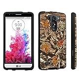 DuroCase ® LG G3 Vigor D725 / LG G3 Vigor LS885 / LG G3 Mini / LG G3 Beat / LG G3 S D722 Hard Case Black - (Hunter Camo)