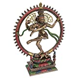 cosmic energy stones - Design Toscano Dancing Shiva - God of Cosmic Energy, Bronze