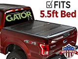 Gator FX Hard Folding Tonneau Truck Bed Cover 2004-2014 Ford F150 5.5 FT Bed