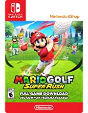 Mario Golf: Super Rush [Pre-load] - Switch [Digital Code]